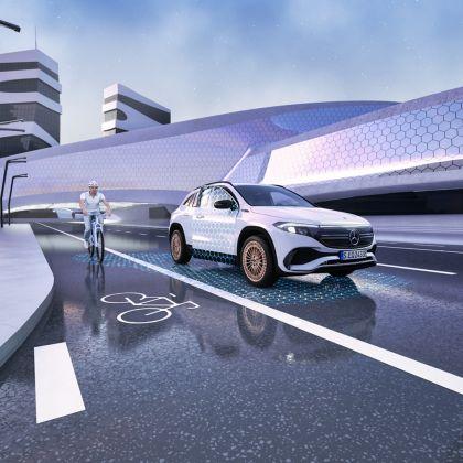 2021 Mercedes-Benz EQA 107