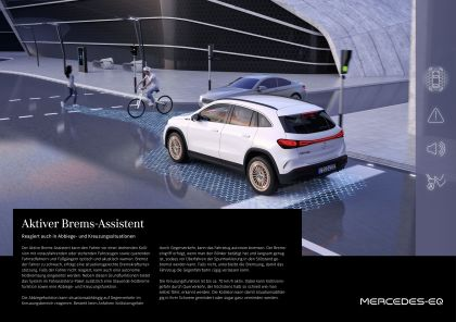 2021 Mercedes-Benz EQA 109