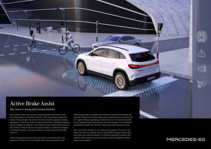 2021 Mercedes-Benz EQA 110