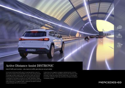 2021 Mercedes-Benz EQA 115
