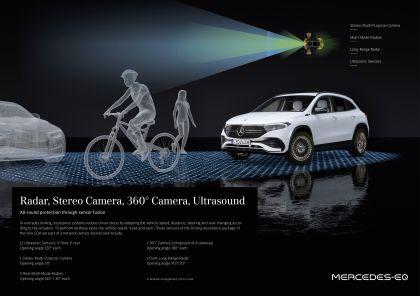 2021 Mercedes-Benz EQA 120