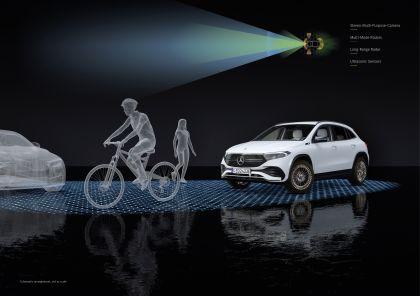 2021 Mercedes-Benz EQA 122