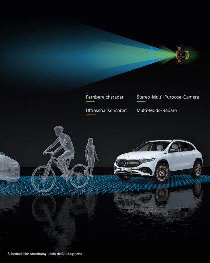 2021 Mercedes-Benz EQA 125