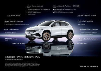 2021 Mercedes-Benz EQA 127