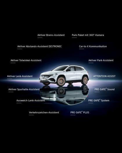 2021 Mercedes-Benz EQA 133