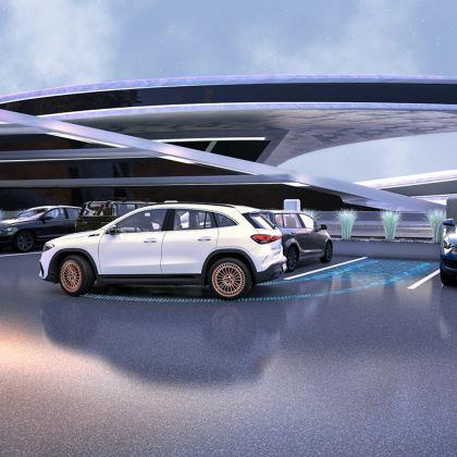 2021 Mercedes-Benz EQA 138
