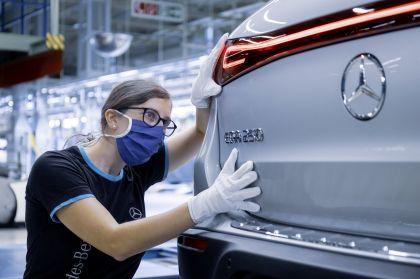 2021 Mercedes-Benz EQA 151