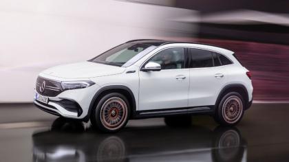 2021 Mercedes-Benz EQA 6