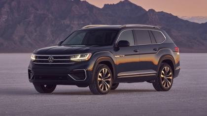 2021 Volkswagen Atlas SEL R-Line 4Motion 1