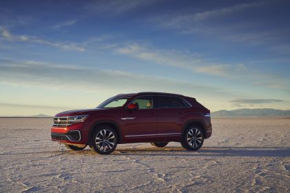 2021 Volkswagen Atlas Cross Sport SEL 4Motion 9