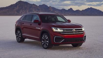 2021 Volkswagen Atlas Cross Sport SEL 4Motion 1