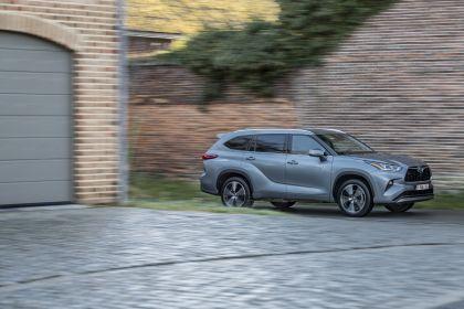 2021 Toyota Highlander hybrid - EU version 5