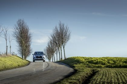 2021 Toyota Highlander hybrid - EU version 10