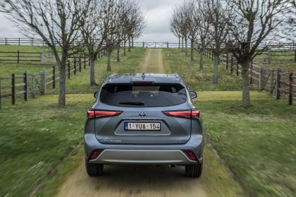 2021 Toyota Highlander hybrid - EU version 49