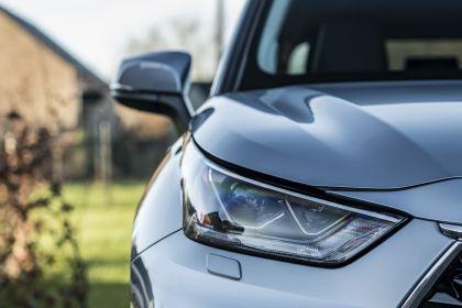 2021 Toyota Highlander hybrid - EU version 51