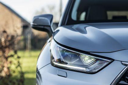 2021 Toyota Highlander hybrid - EU version 52