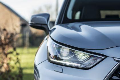 2021 Toyota Highlander hybrid - EU version 54