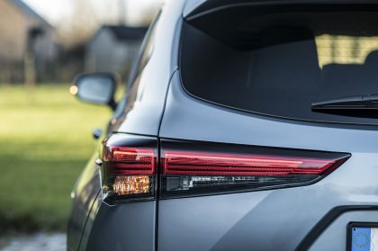 2021 Toyota Highlander hybrid - EU version 57