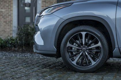 2021 Toyota Highlander hybrid - EU version 59