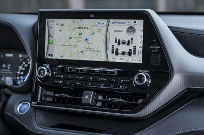 2021 Toyota Highlander hybrid - EU version 70