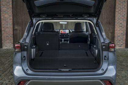 2021 Toyota Highlander hybrid - EU version 77