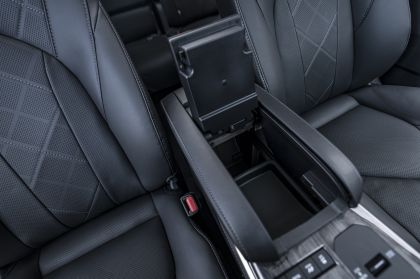 2021 Toyota Highlander hybrid - EU version 88