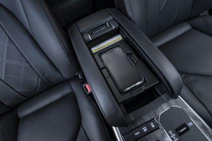 2021 Toyota Highlander hybrid - EU version 89