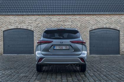 2021 Toyota Highlander hybrid - EU version 99