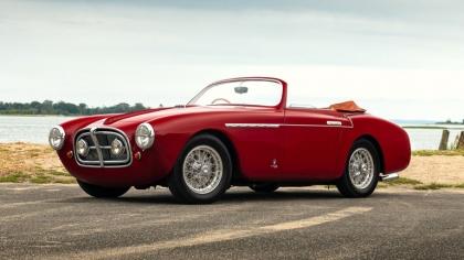 1951 Ferrari 212 E Export Vignale Cabriolet 2