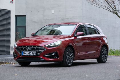 2021 Hyundai i30 116