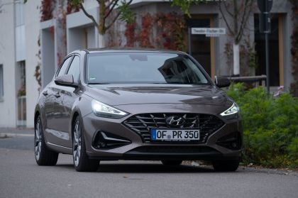 2021 Hyundai i30 Fastback 8