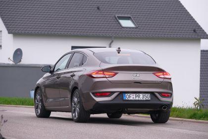 2021 Hyundai i30 Fastback 9