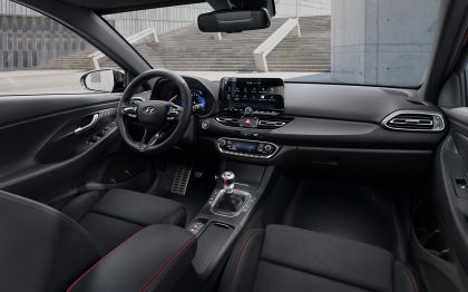 2021 Hyundai i30 Fastback 22