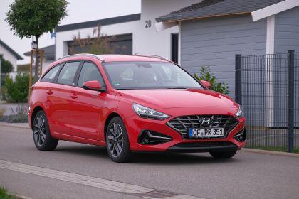 2021 Hyundai i30 Wagon 1