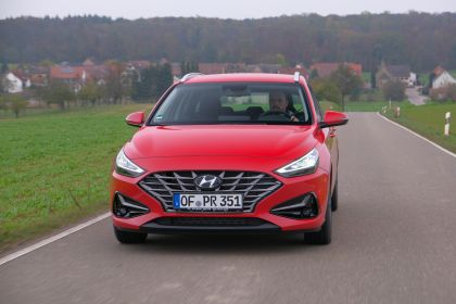 2021 Hyundai i30 Wagon 17