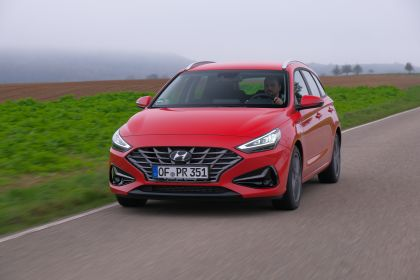 2021 Hyundai i30 Wagon 19