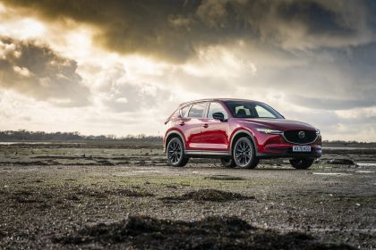 2021 Mazda CX-5 Kuro Edition - UK version 3