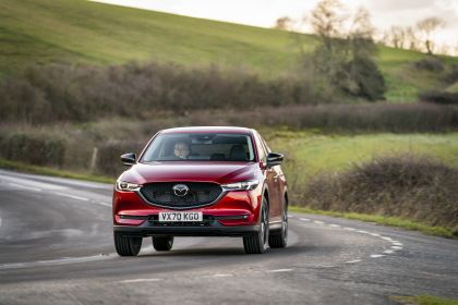 2021 Mazda CX-5 Kuro Edition - UK version 13