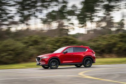 2021 Mazda CX-5 Kuro Edition - UK version 19