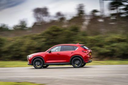 2021 Mazda CX-5 Kuro Edition - UK version 20