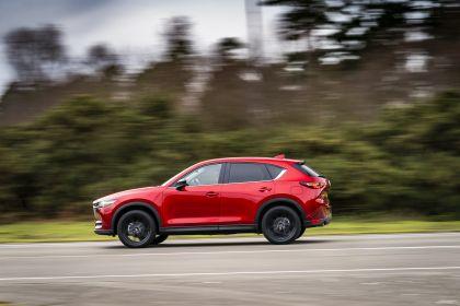 2021 Mazda CX-5 Kuro Edition - UK version 21