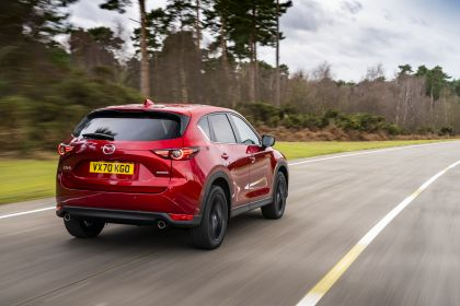 2021 Mazda CX-5 Kuro Edition - UK version 31