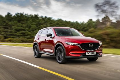 2021 Mazda CX-5 Kuro Edition - UK version 38