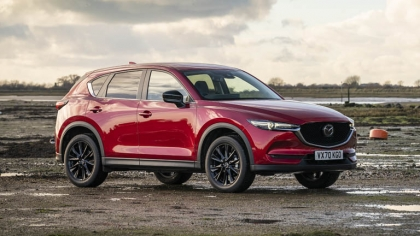 2021 Mazda CX-5 Kuro Edition - UK version 7