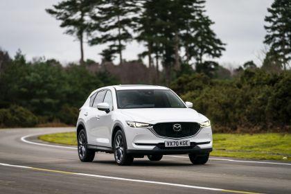 2021 Mazda CX-5 GT Sport - UK version 16