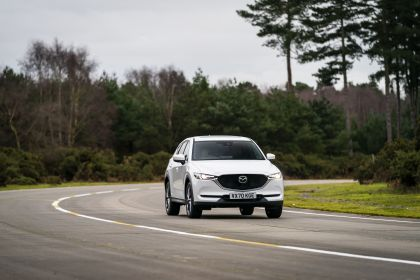 2021 Mazda CX-5 GT Sport - UK version 18