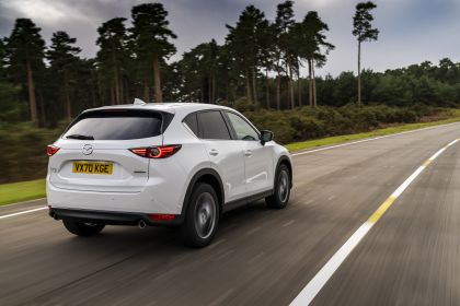 2021 Mazda CX-5 GT Sport - UK version 31