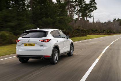 2021 Mazda CX-5 GT Sport - UK version 37