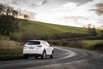2021 Mazda CX-5 GT Sport - UK version 47