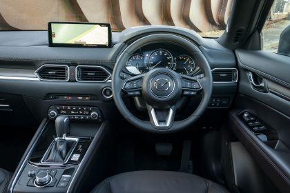 2021 Mazda CX-5 GT Sport - UK version 110